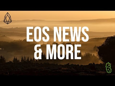 EOS Price Increase & News, Elon Musk Loves Crypto!
