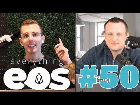 Liquidity on EOSFinex, LiquidApps, and NFT Marketplaces (Everything EOS #50)