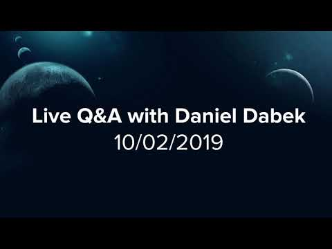 Safex Live Q&A with Daniel Dabek – 10/02/2019