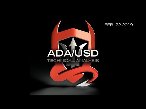 Cardano Technical Analysis (ADA/USD) : Kissing the Frog…  [02.22.2019]