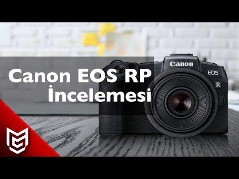Canon EOS RP İnceleme 📸 – Mert Gündoğdu