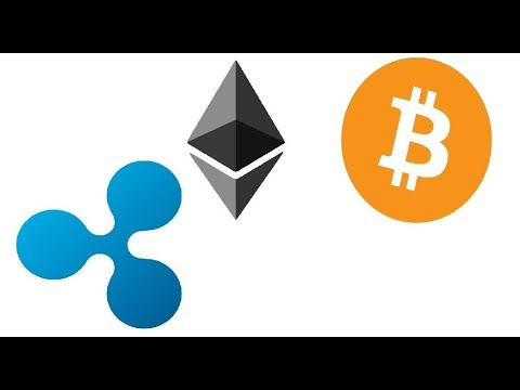 Ripple XRP Coil Streaming, Private Ethereum, Binance Coin, Hard Fork Plunge & Market Plunge