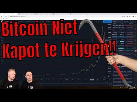 💪Bitcoin niet Kapot te Krijgen! | Doopie Cash | Bitcoin 2019