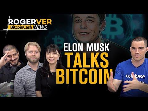 Elon Musk Talks Bitcoin, Samsung Integrates Crypto Wallet into new Phones and more Bitcoin Cash News