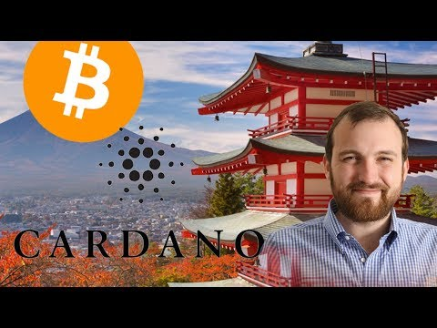Japan Blockchain – Cardano ADA Will Go The Moon