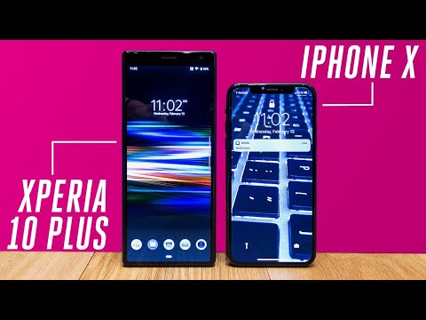 The new Sony Xperia lineup is really tall