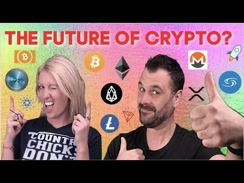 THE FUTURE OF CRYPTOS,  EOS PRICE SURGE! LODE, SYSCOIN AND MORE!