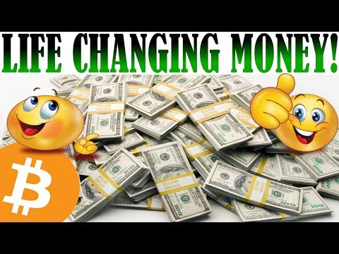 Why Did Bitcoin Dump? – Goal: Life Changing Money! – 300m Users Meet EOS – Feb: Tron Hard Fork!