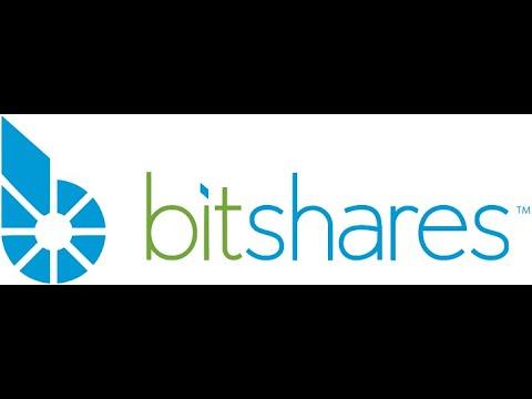 BitShares live coding #1