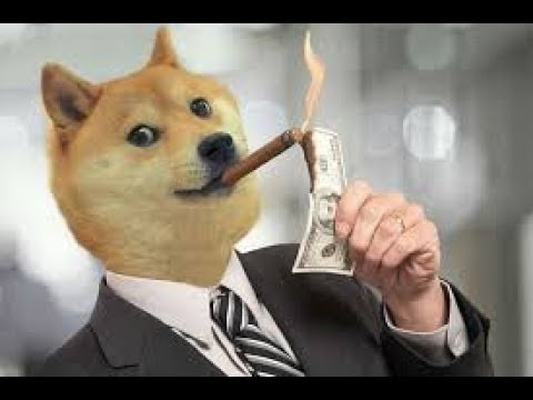 #Dogecoin going to $1?