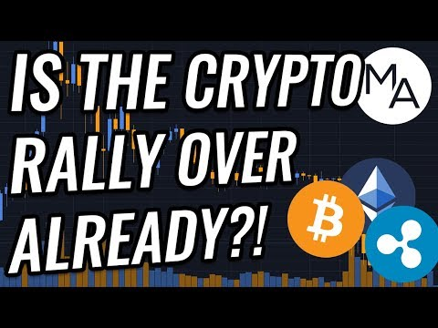 Will The Bitcoin & Crypto Markets Rally Resume?! BTC, ETH, XRP, Cryptocurrency & Stocks News!