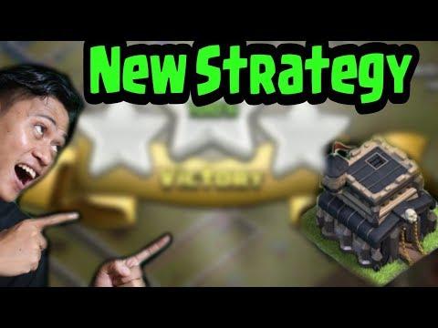 Siapa Hayo Yang Sudah Ganti Strategy Attack TH9 , Nih Ada Strategy barunya COC INDONESIA