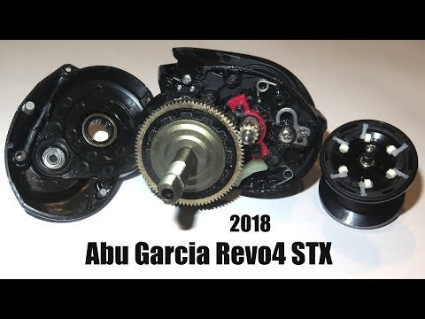 "Abu Garcia Revo4 STX – сюрприз от ""европейской школы""."
