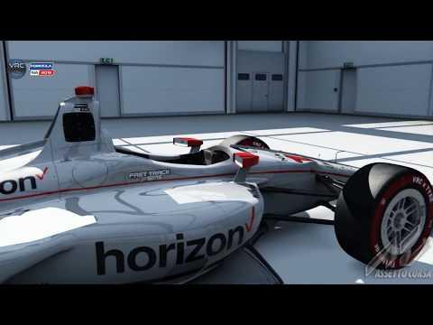 A Real Driver's Car – VRC Formula NA 2018