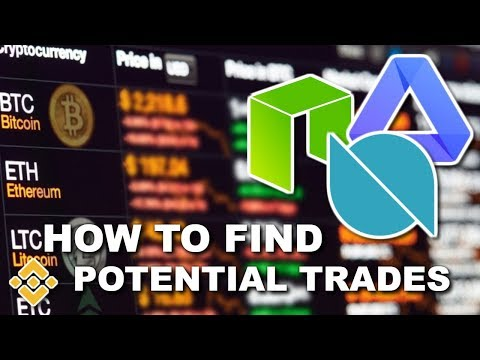 How To Find The Best Coins To Trade On Binance | Beginner's Guide To Trading Crypto In 2018