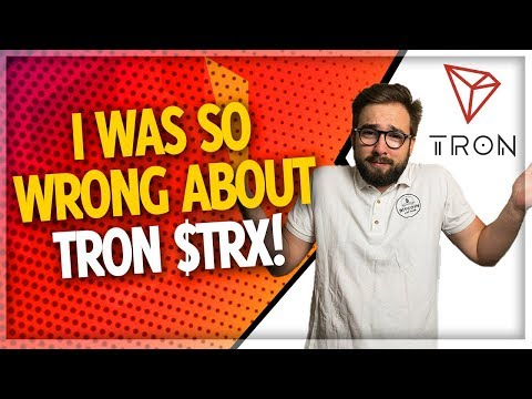 $TRX Tron Cryptocurrency Review (Ethereum Developer's Review!)