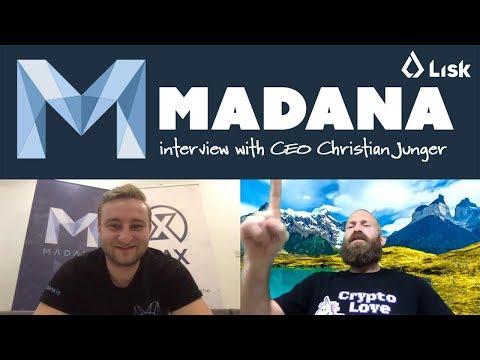 MADANA – Lisk's First Sidechain