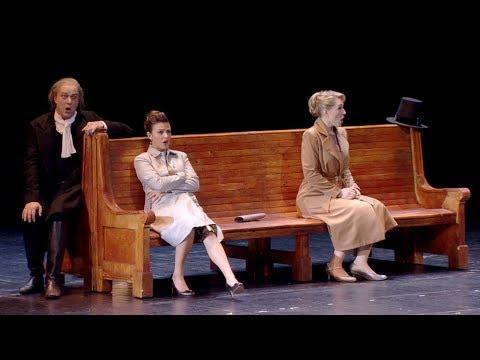 Così fan tutte – Act I trio 'Soave sia il vento' (Mozart; Winters, Brower, Kränzle, The Royal Opera)
