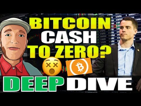 """""""Bitcoin Cash Is Going To ZERO"""" – Is BCH Already Dead? Look At Daily Txs, Fees, Partnerships, Etc."""