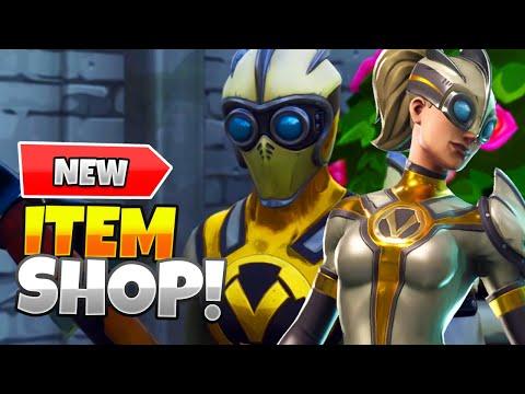 Fortnite Item Shop: Venturion, Ventura & Verge Skin is Back! (February 27 Item Shop)
