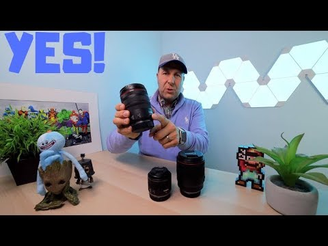 Canon EOS RP – Why I haven't cancelled my order! (arrives tomorrow!)