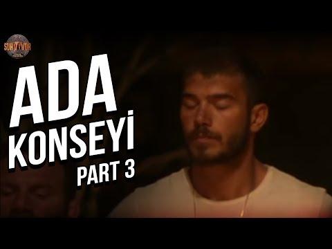 Ada Konseyi 3. Part | 16. Bölüm | Survivor Türkiye – Yunanistan