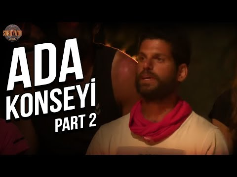 Ada Konseyi 2. Part | 16. Bölüm | Survivor Türkiye – Yunanistan