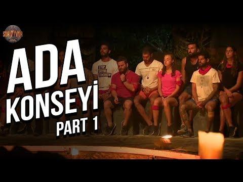 Ada Konseyi 1. Part | 16. Bölüm | Survivor Türkiye – Yunanistan