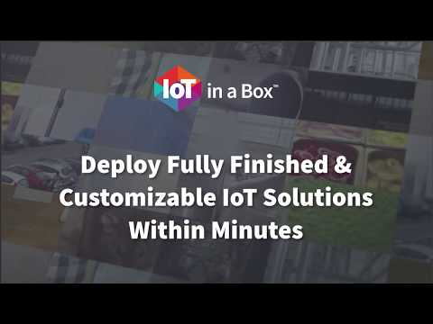IoT in a Box Pro Overview Video