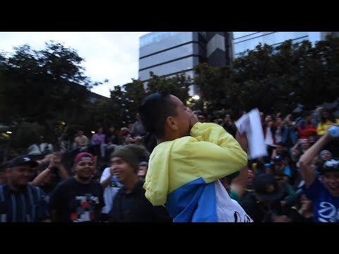 Neo & Wizard vs Golden Boy & Noka / Octavos | Fat Battles Palooza 5.T2