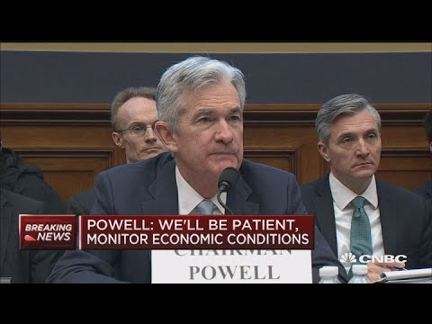 Fed's Jerome Powell: Cryptocurrency's effect on monetary policy is not large