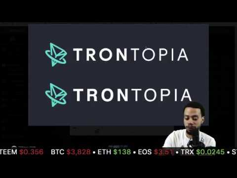 TRON DUMP AFTER HARDFORK VERY POSSIBLE