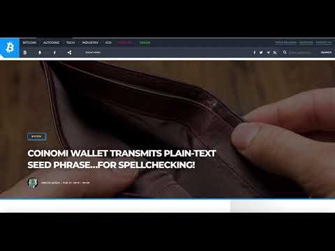 Venezuela Bitcoin Airdrop | Coinomi Wallet | Coinbase Neutrino | EOS Airdrop PEOS