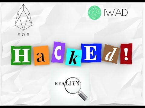 "EOS ""Hack"" – what is the reality? FUD is everywhere, focus on BUIDL…"