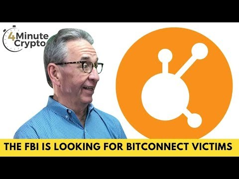 The FBI Launches A Questionnaire for BitConnect Victims