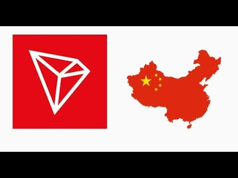TRON(TRX) debuts at #2 in China's ranking? Possible official Chinese support for TRON?
