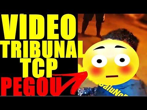 VÍDEO TCP PEGA INFORMANTE ADA NO FUMACÊ, CAIU NO TRIBUNAL