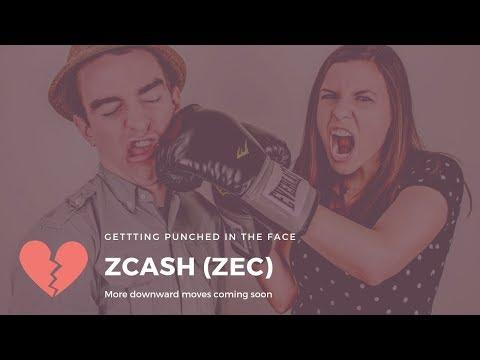 $52 Zcash ZEC Technical Analysis (26 Feb 2019)