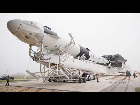Spacex On Verge Of Manned Spaceflight