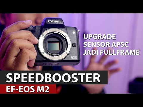 Solusi Murah Upgrade Canon EOS M50 Ke Full Frame!! | Viltrox EF-EOS M2