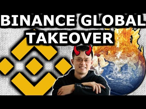 ⚠️Warning Binance Crypto Monopoly. History of Evil. Down With The Binance Dex!
