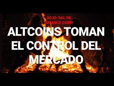 Proyección BITCOIN fin de semana: SALTE YA DE BINANCE COIN!! Hora de revisar ZRX Y DGB