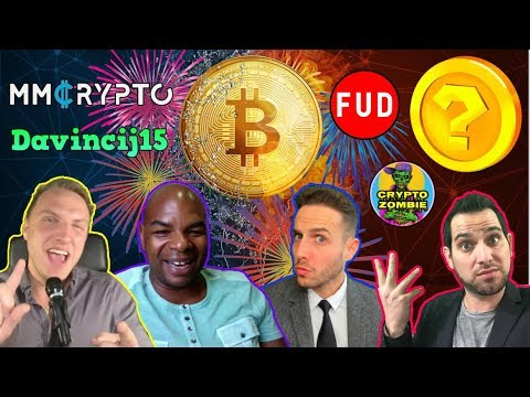 Bitcoin Breakout or Altcoin Season?! FUD TV | MM Crypto | Davincij15 Cryptocurrency Chat 🚀