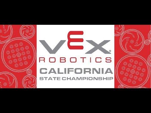 2019 California VEX VRC High School State Championship – LOS ANGELES