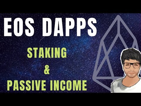EOS DAPPS – Staking and Passive Income Ideas 🤑💰 Complete Information – Hindi