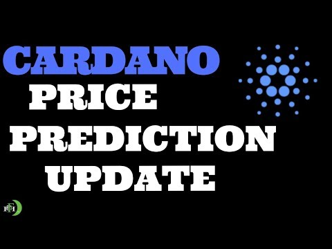 CARDANO PRICE UPDATE – (WHAT CHANGED?)