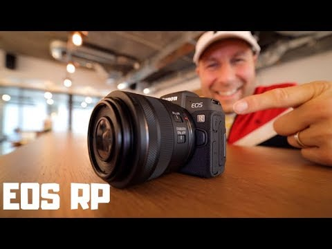 Canon EOS RP VIDEO Review (with RF Lenses) – Which Camera Should I keep? (80D M50 EOS R ?)
