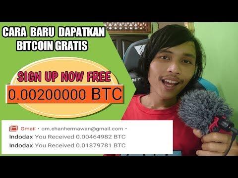 BTC Gratis / Jutaan Rupiah Gratis Cukup Daftar | GIVEAWAY 1500 DOGE
