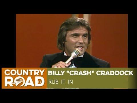 "Billy ""Crash"" Craddock sings ""Rub It In"" on Marty Robbins' Spotlight"