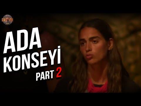 Ada Konseyi 2. Part | 18. Bölüm | Survivor Türkiye – Yunanistan
